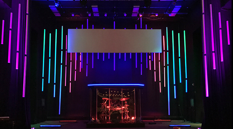Easter Stage Design